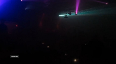 Numtek lasers @ Radion Amsterdam B-side