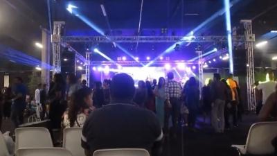 Numtek Lasers @ Broodfabriek : 145 jaar Hindostaanse Immigratie Viering